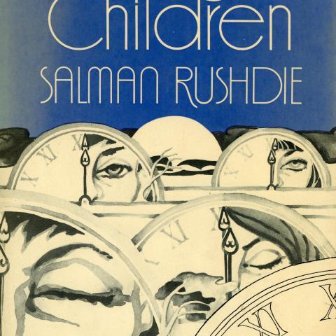 Best of the Booker winner Midnight's Children by Salman Rushdie
