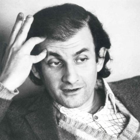 Salman Rushdie Booker of Booker winner 1993