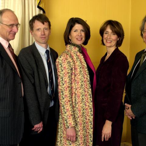 2003 Judges