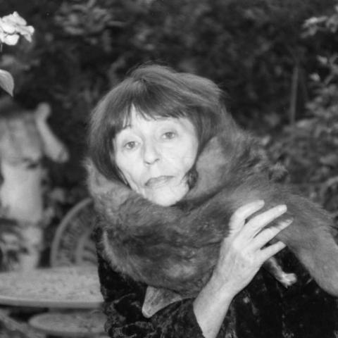 Beryl Bainbridge (c) Brendan King 1998