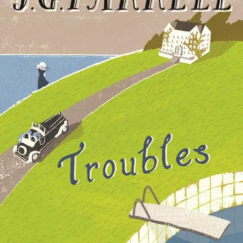 The Lost Man Booker Prize winner 2010 - Troubles by JG Farrell