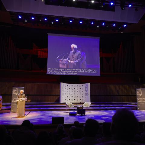 The Golden Man Booker Prize - Southbank Centre 2018