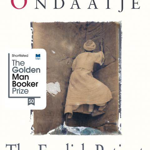 The Golden Man Booker Prize winner - The English Patient by Michael Ondaatje